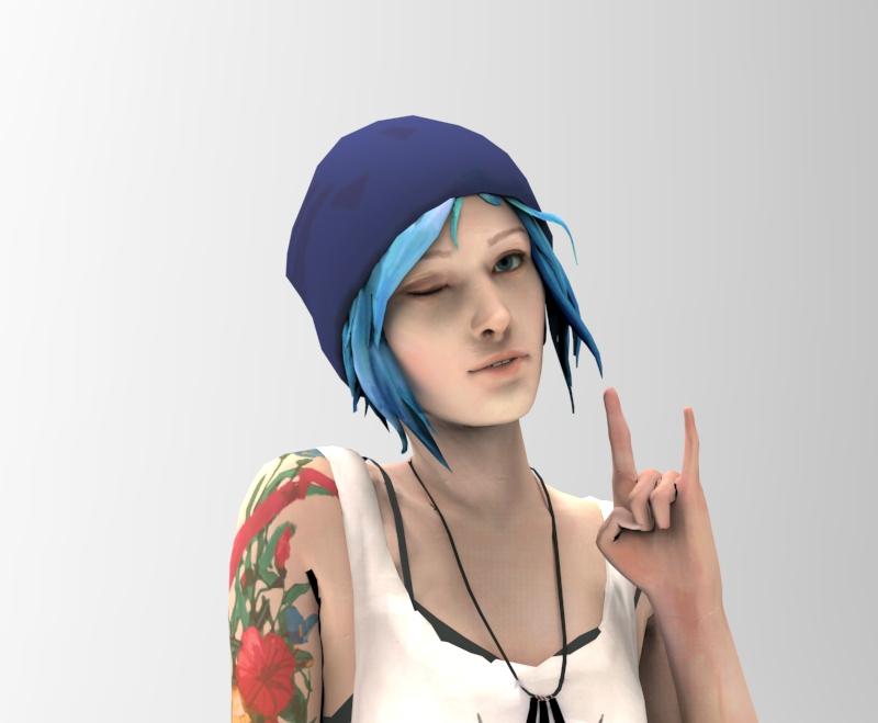 on Pinterest Life Is Strange App and Chloe 800x659