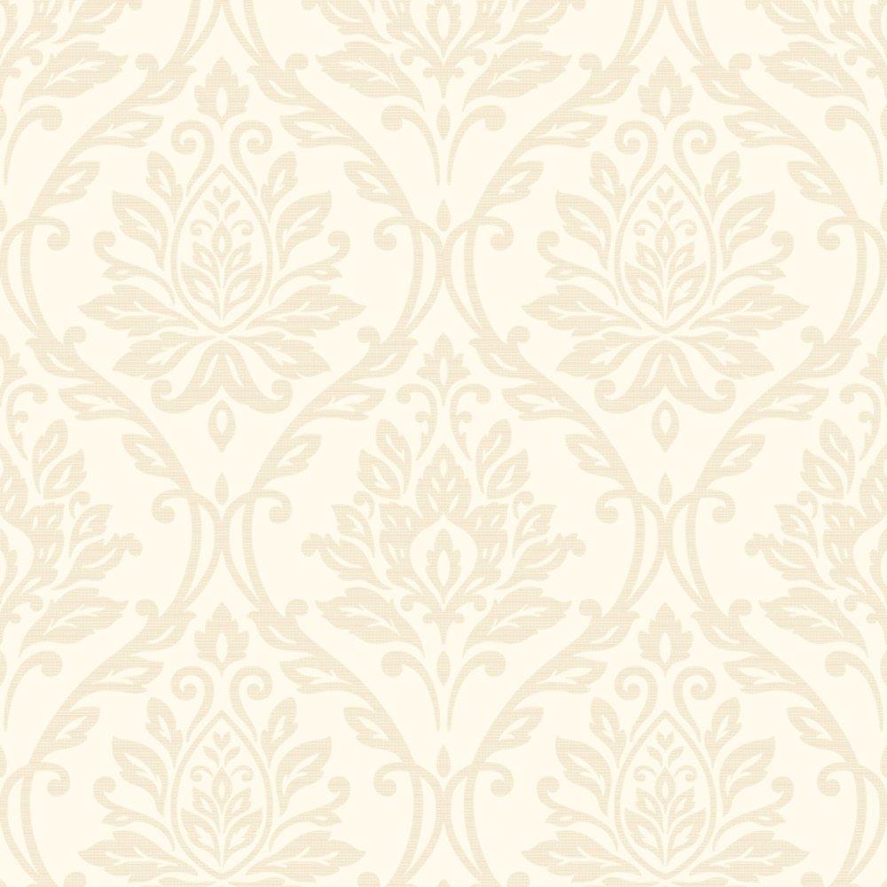 Damask Wallpaper Beige FD40406   Fine Decor from I love wallpaper UK 1000x1000