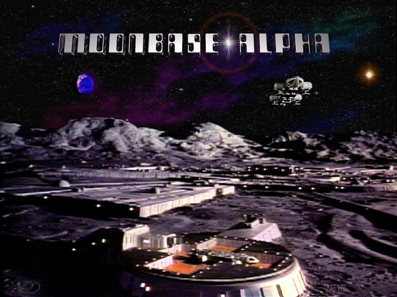 Gallery For Moonbase Alpha 800x600