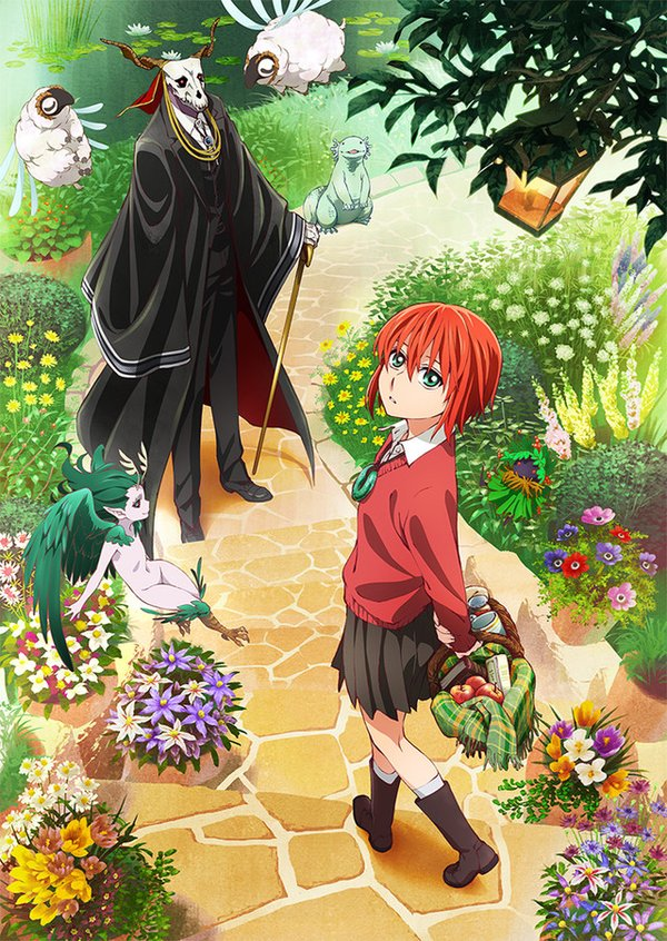 The Ancient Magus Bride images The Ancient Magus Bride 600x846