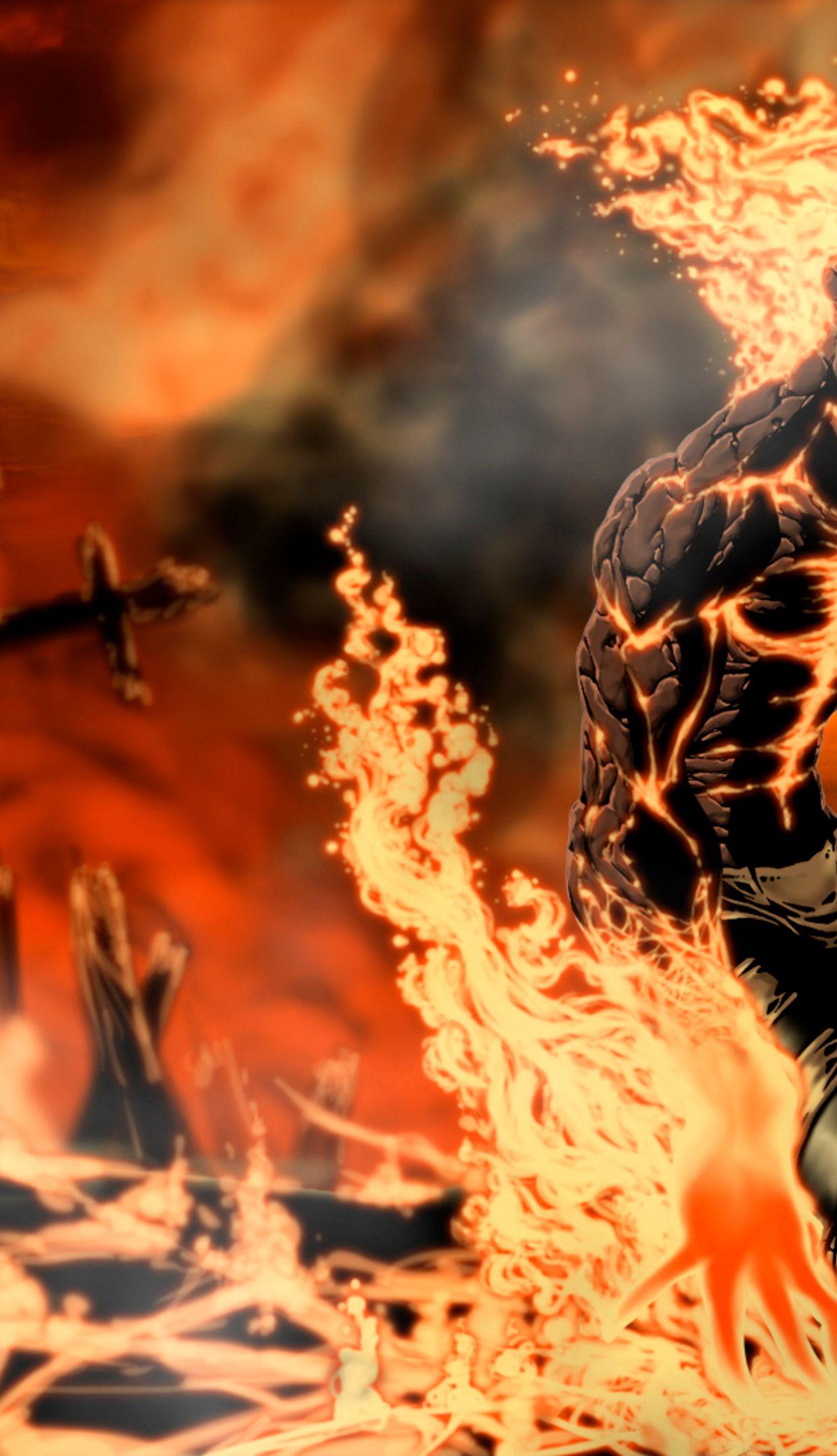 the Burning Vengeance 1242x2208 4k HD wallpaper wallpprscom 1242x2160