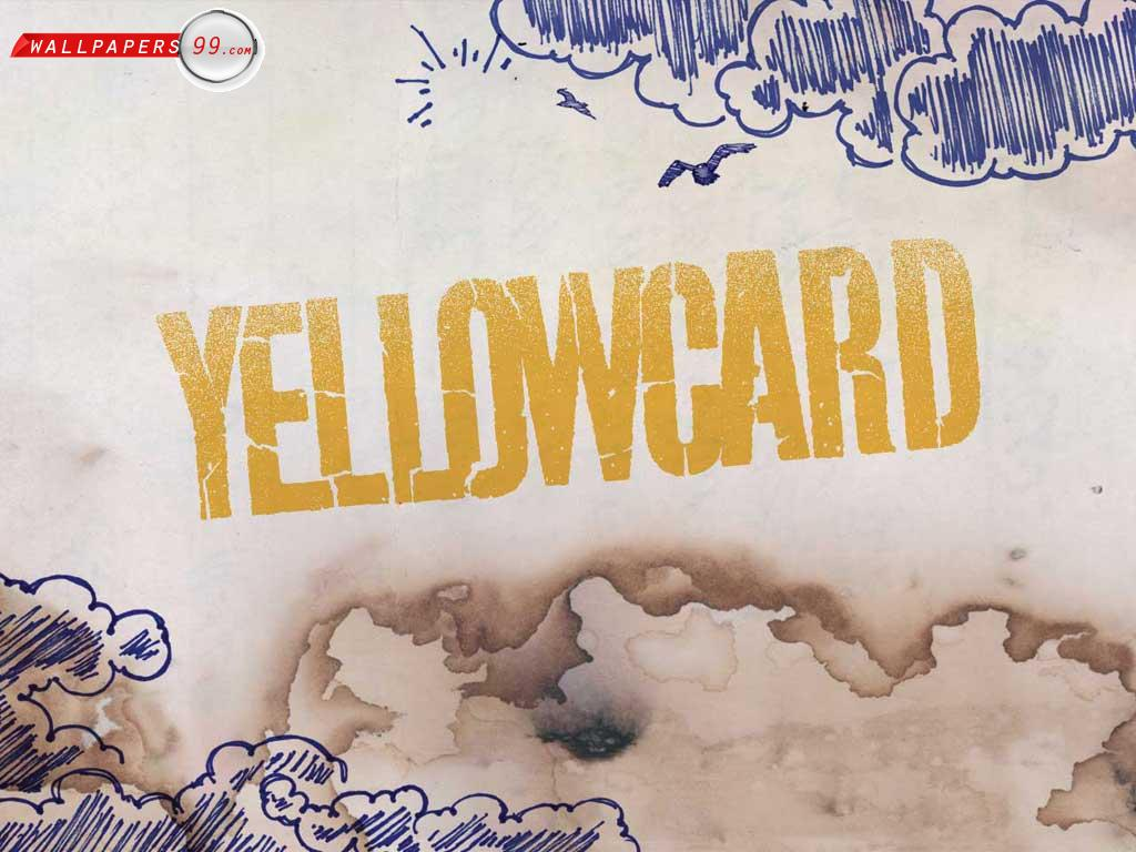 Singers and Bands Yellowcard Wallpapers 1024x768