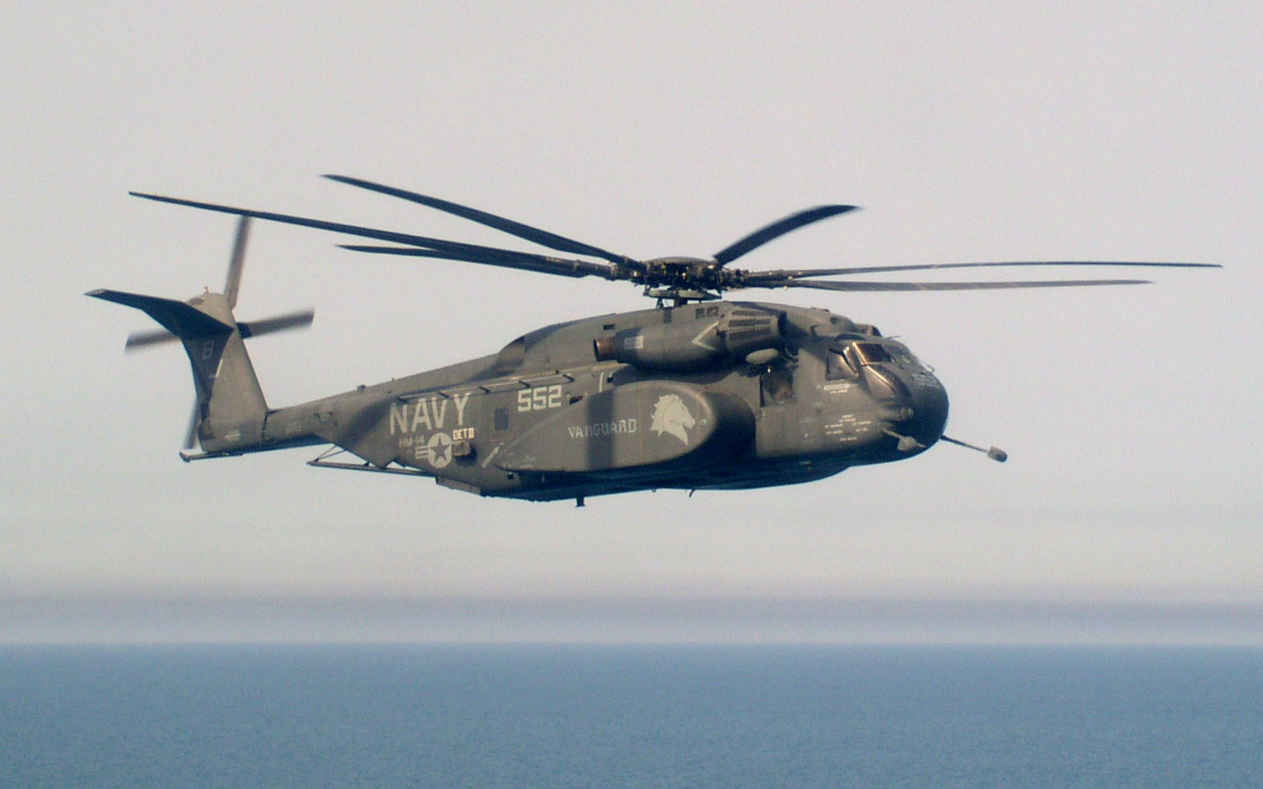 Sikorsky MH 53E Sea Dragon Wallpapers and Background Images 2560x1599