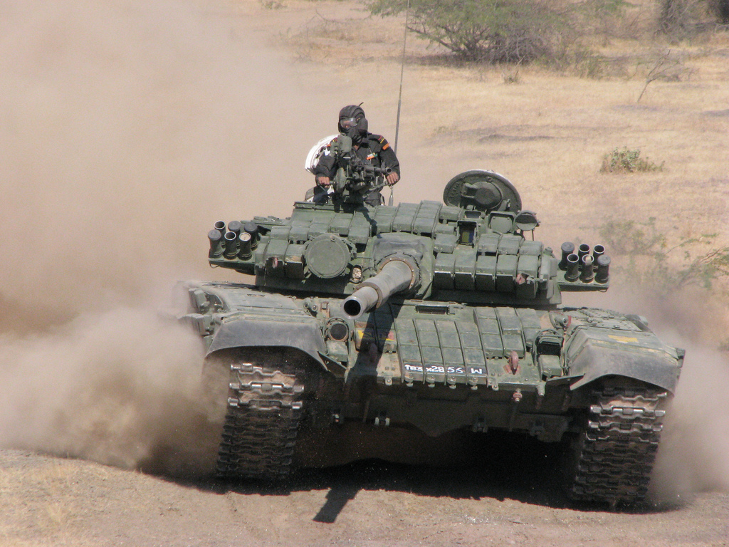 Hd wallpaper indian army - Indian Army Tank