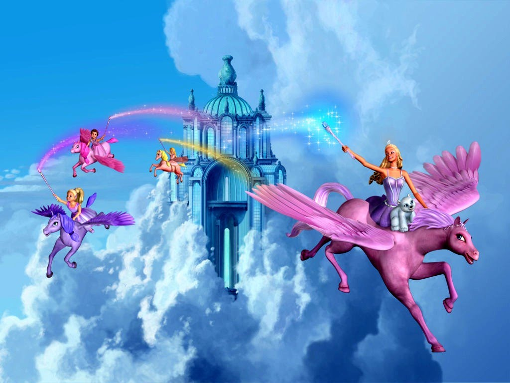 Barbie Movies Barbie Wallpaper For Computer 1024x768