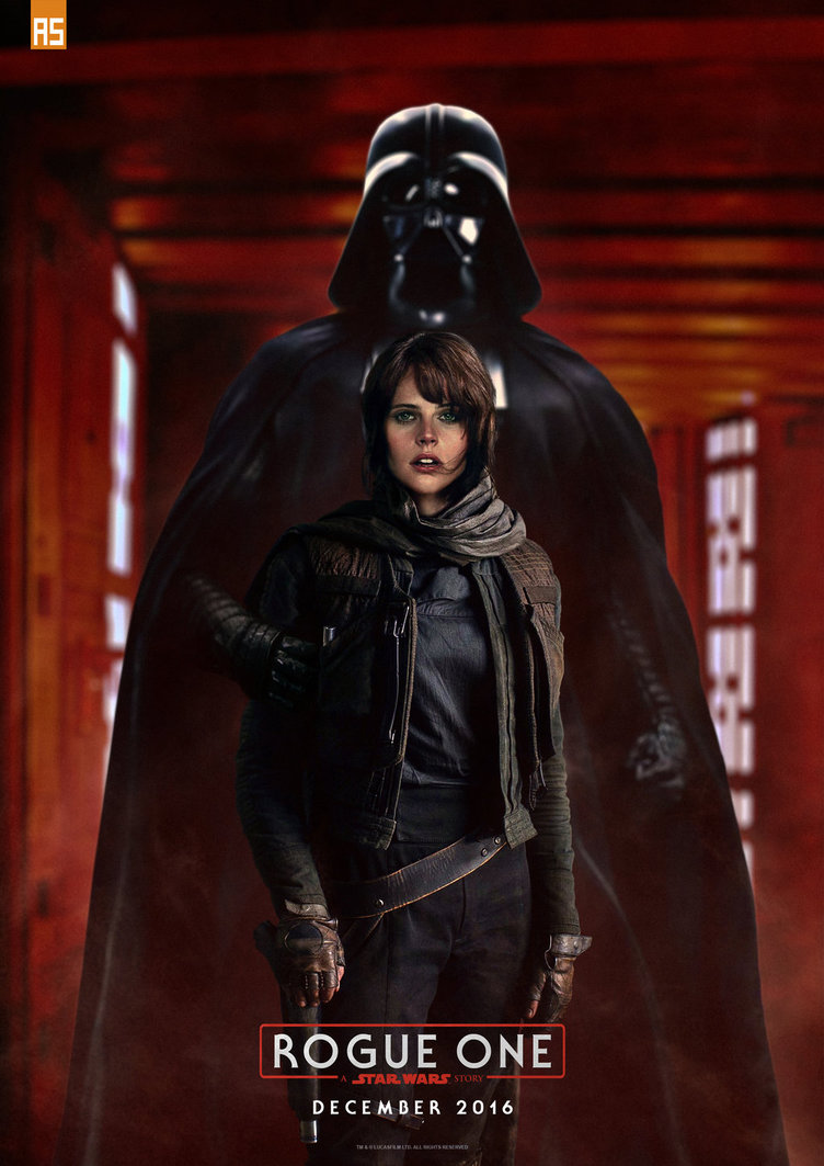 Free Download Rogue One A Star Wars Story By Andrewss7 752x1063