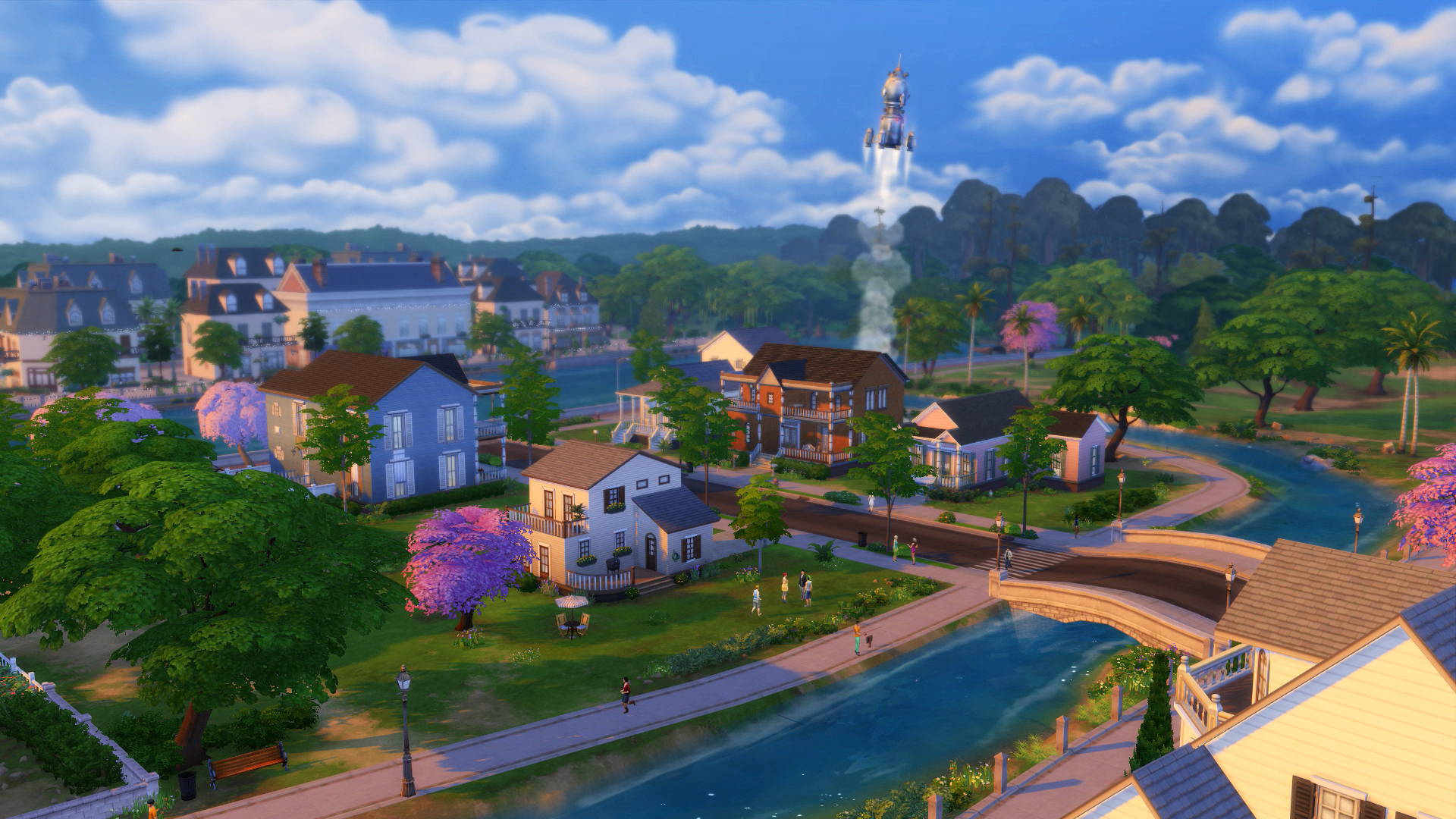 Free Download The Sims 4 Wallpapers 17690 Wallpaper Wallpaper Hd