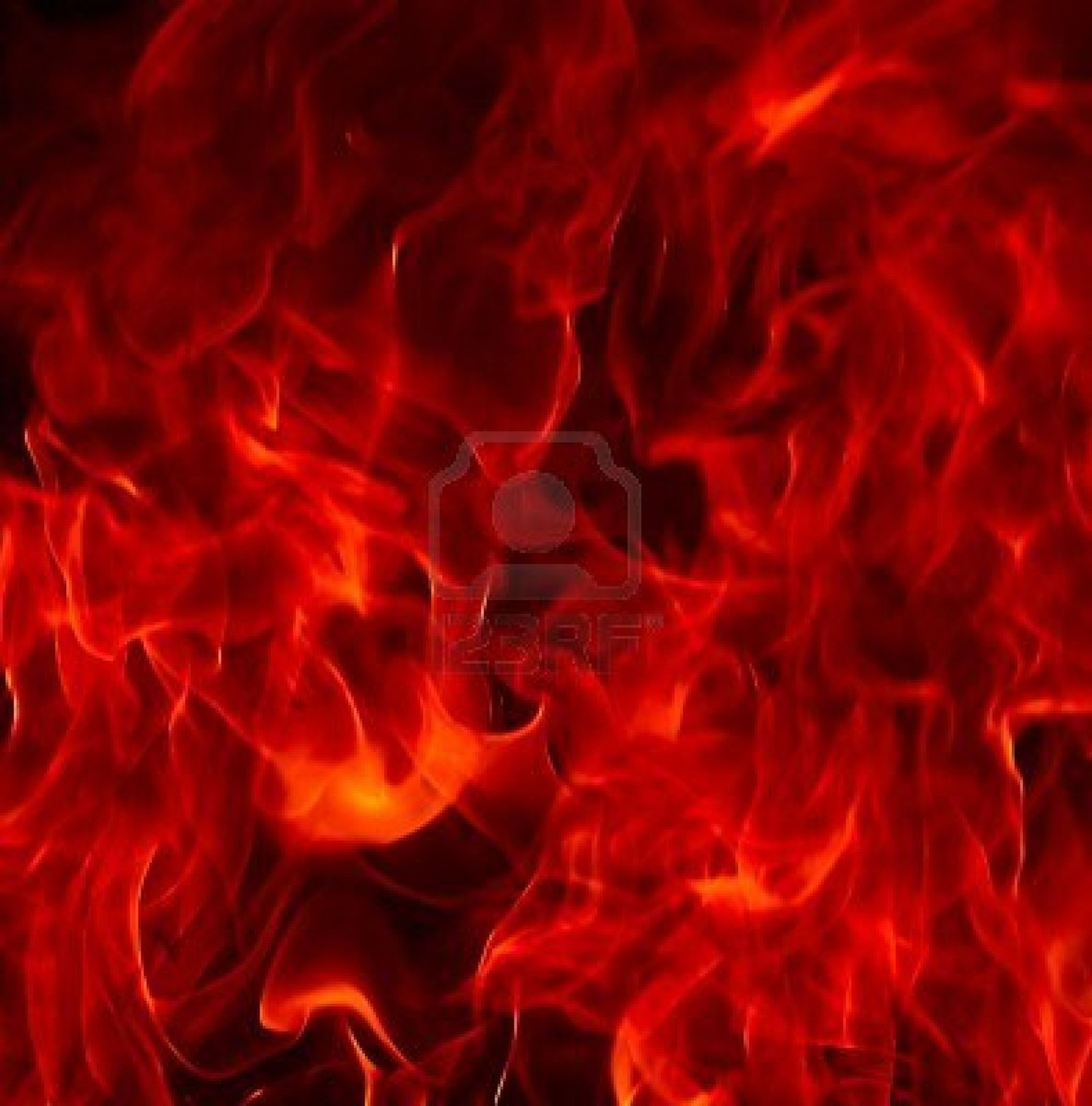 72 Red Flames Background On Wallpapersafari