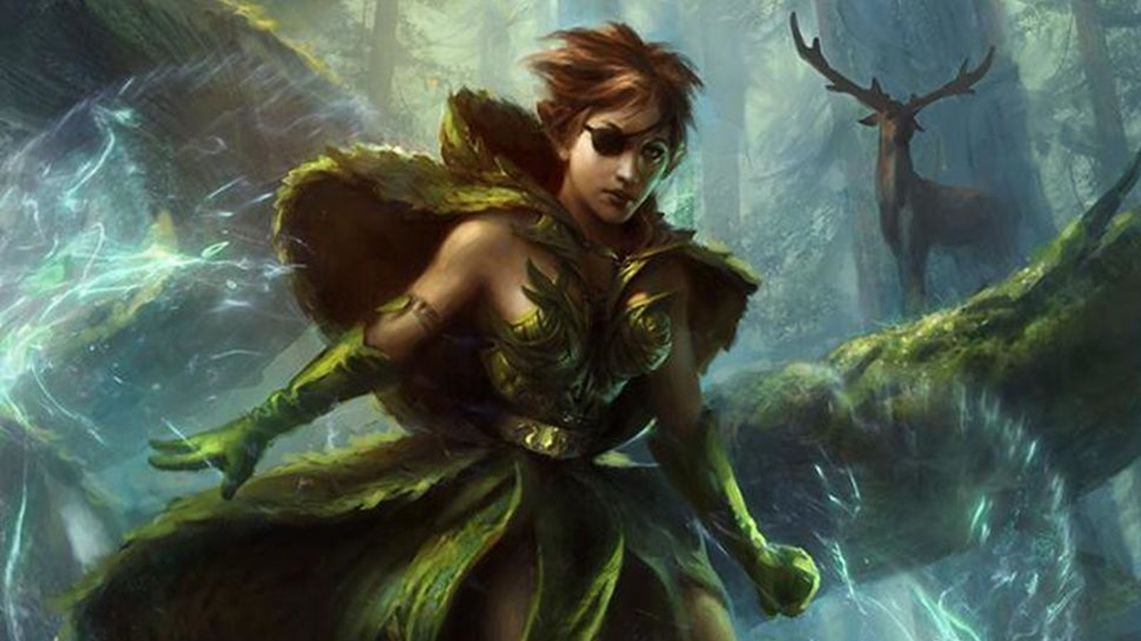 New Commander Decks Reinvent Characters from Magics Past 1600x900