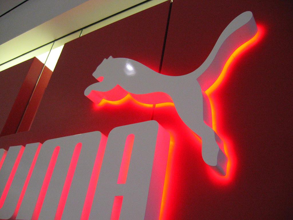 Puma Logo Blue Wallpaper Pictures blog puma logo shoes 1024x768