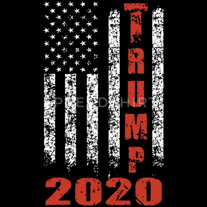 American Flag vintage Design Trump 2020 american T Mens 5050 T 800x800
