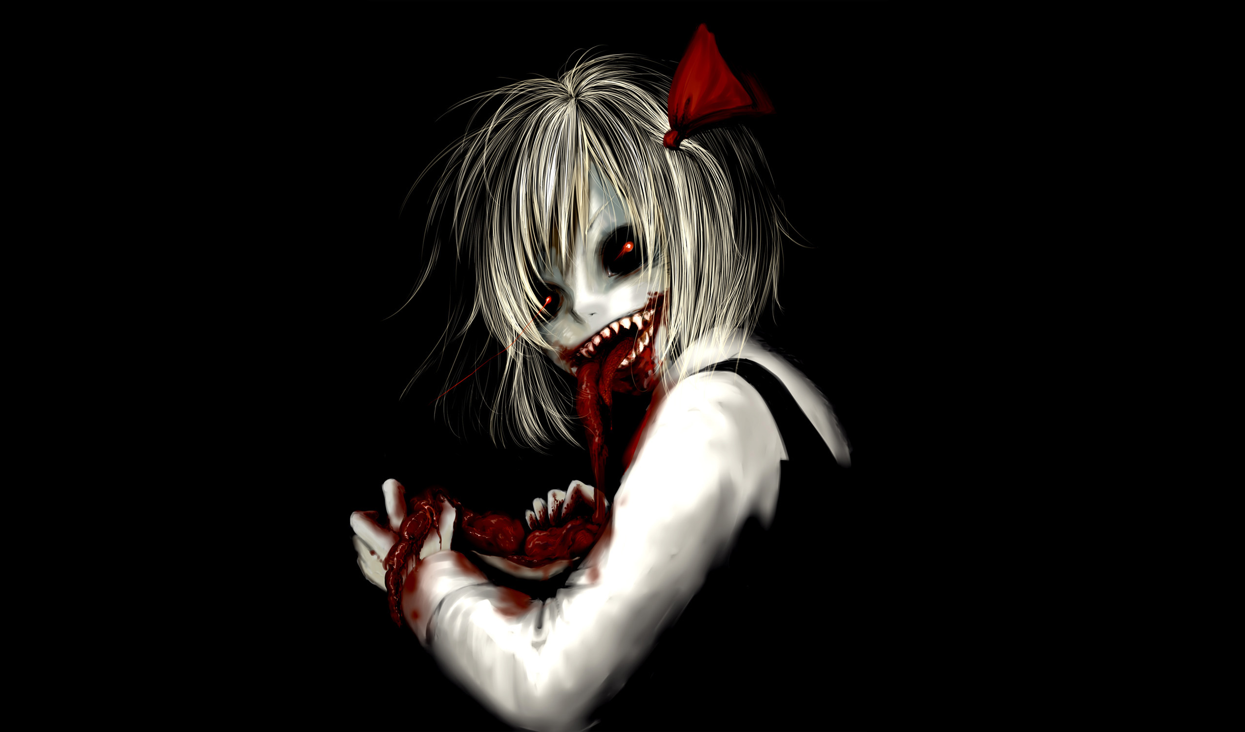45+ Cool Dark Anime Wallpaper on WallpaperSafari