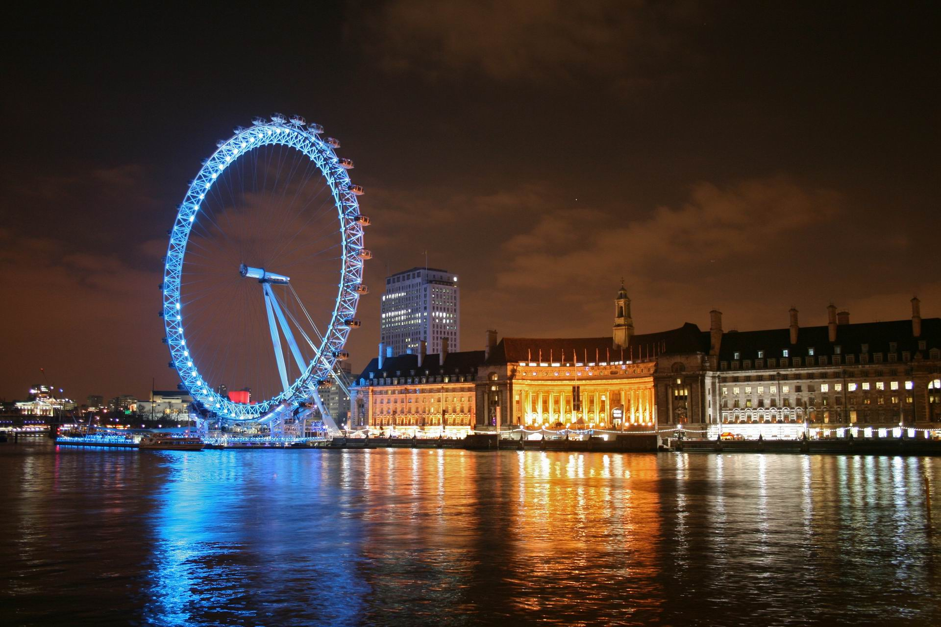 London Eye England Wallpaper   Travel HD Wallpapers 1920x1280