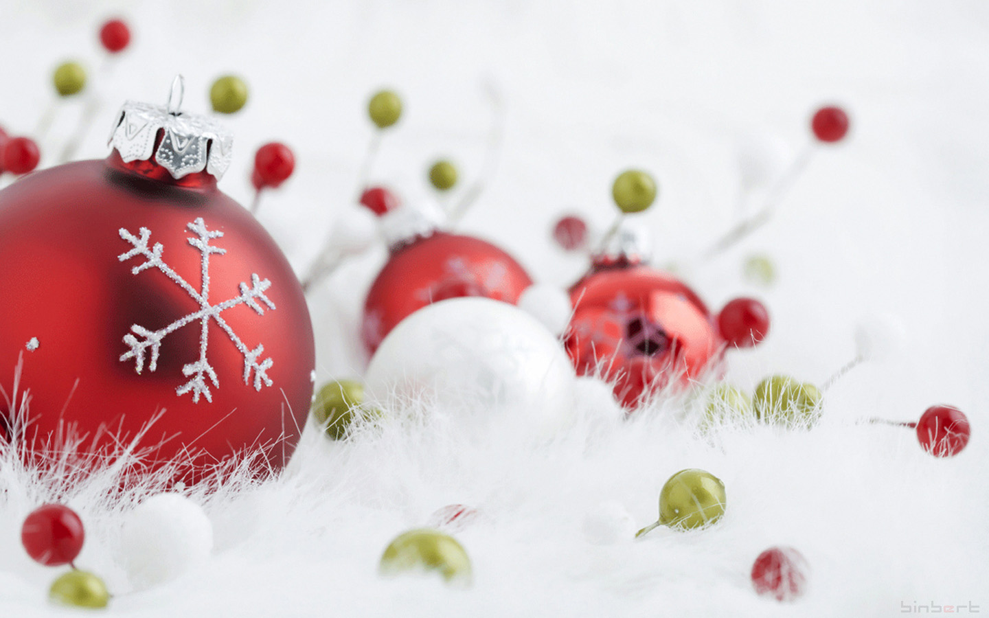 Christmas special wallpapers and theme for windows 7 Binbert 1440x900