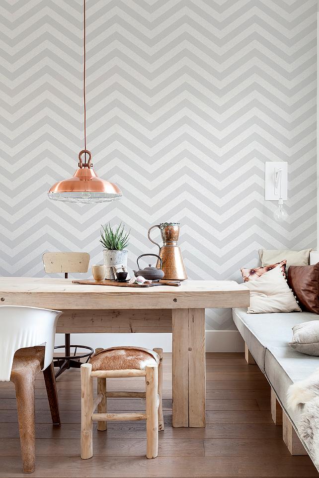 Grey Chevron Stripe Wallpaper Geometric Grey Chevron Stripe Wallpaper 642x961
