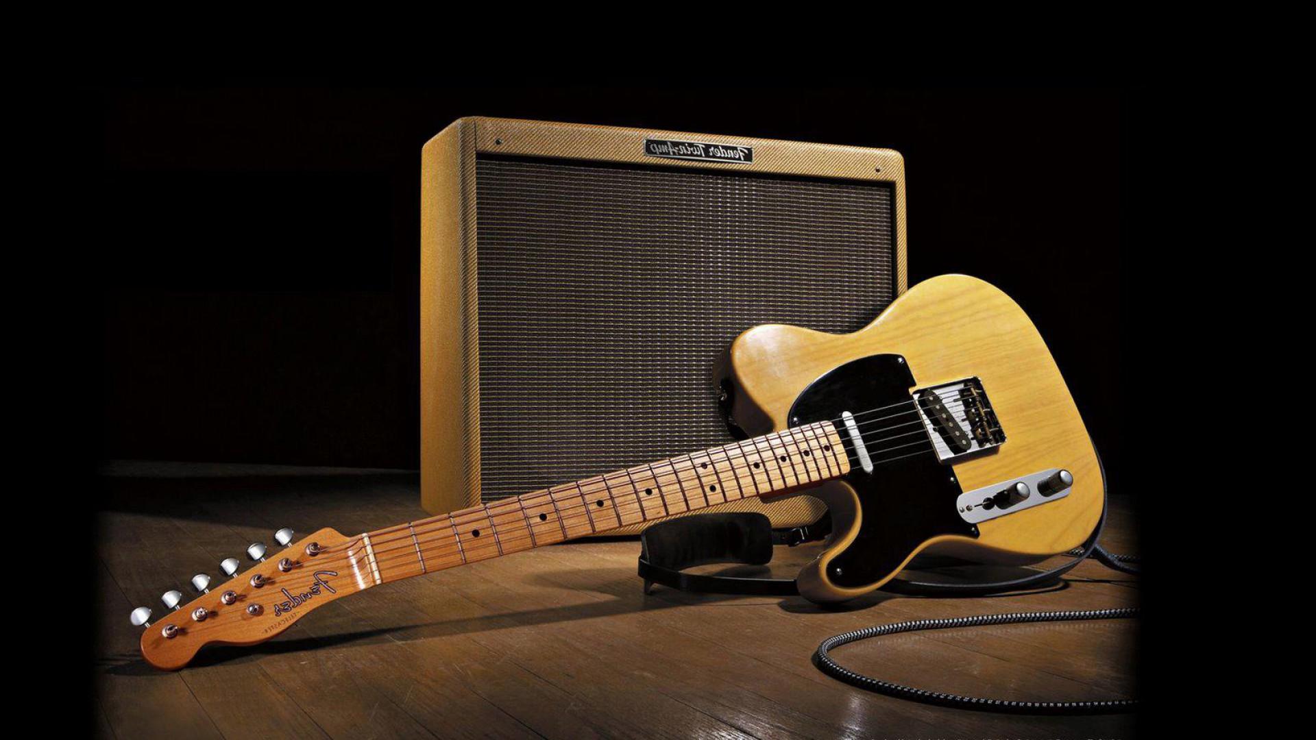 Guitar wallpaper high resolution wallpapersafari - Cool guitar wallpaper ...