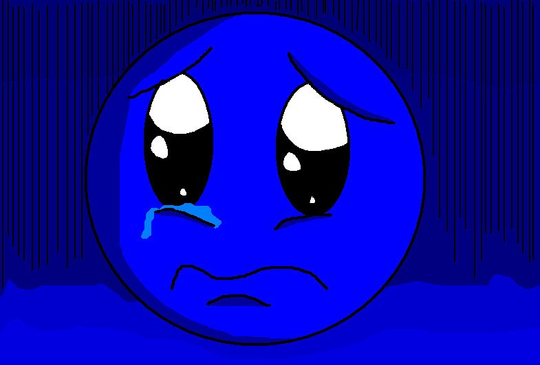 sad face wallpaper 785x532