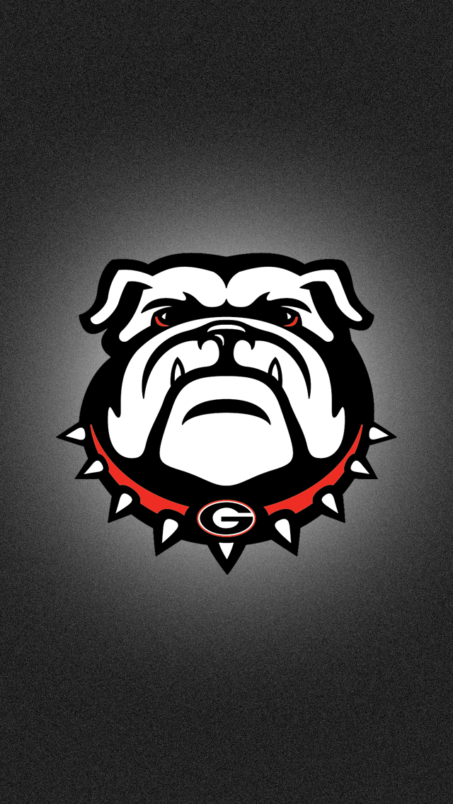 Georgia Bulldogs Wallpaper Georgia bulldogs wallpaper 640x1136