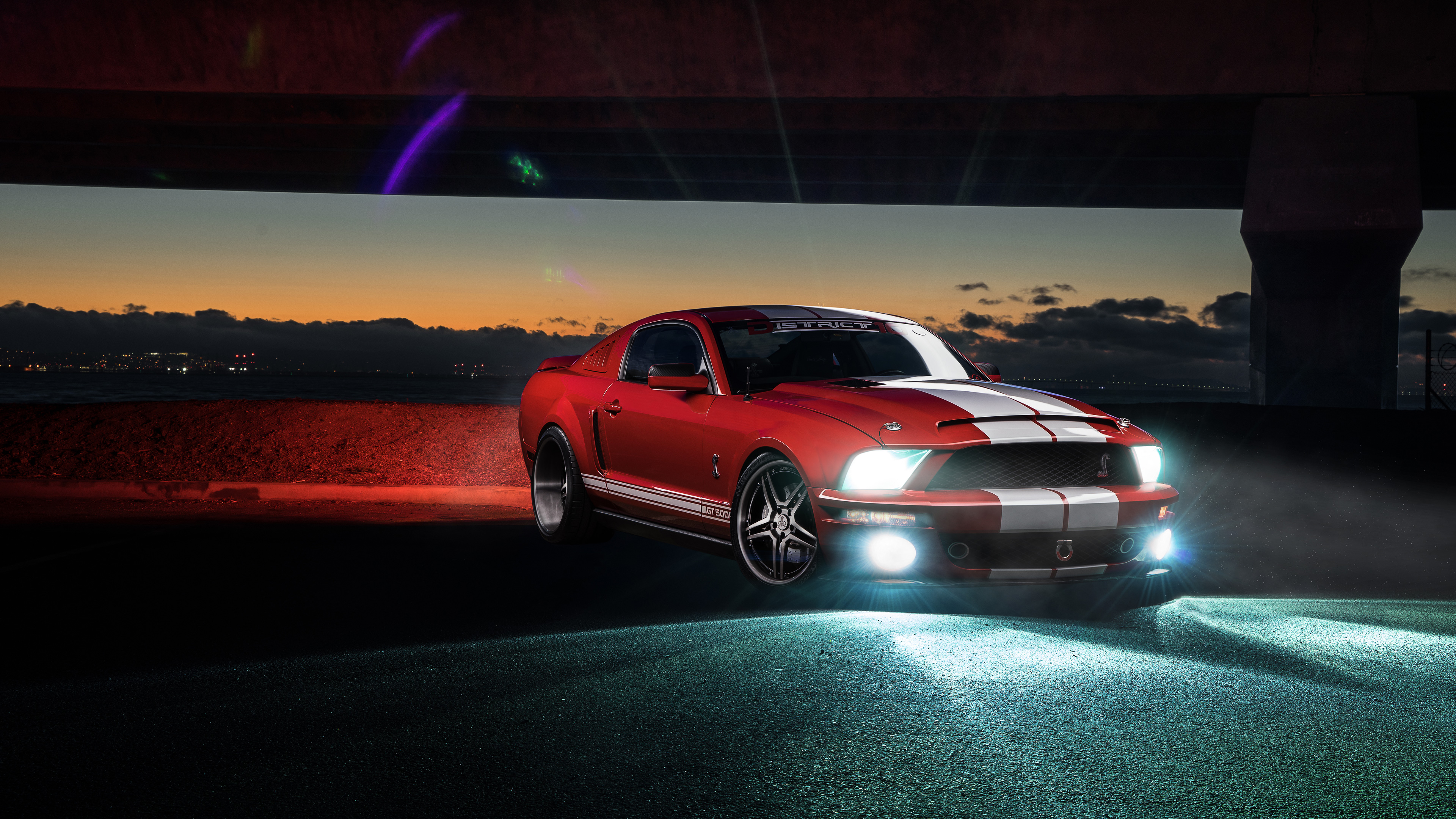 Ford Mustang Shelby GT500 Wallpaper HD Car Wallpapers 3840x2160