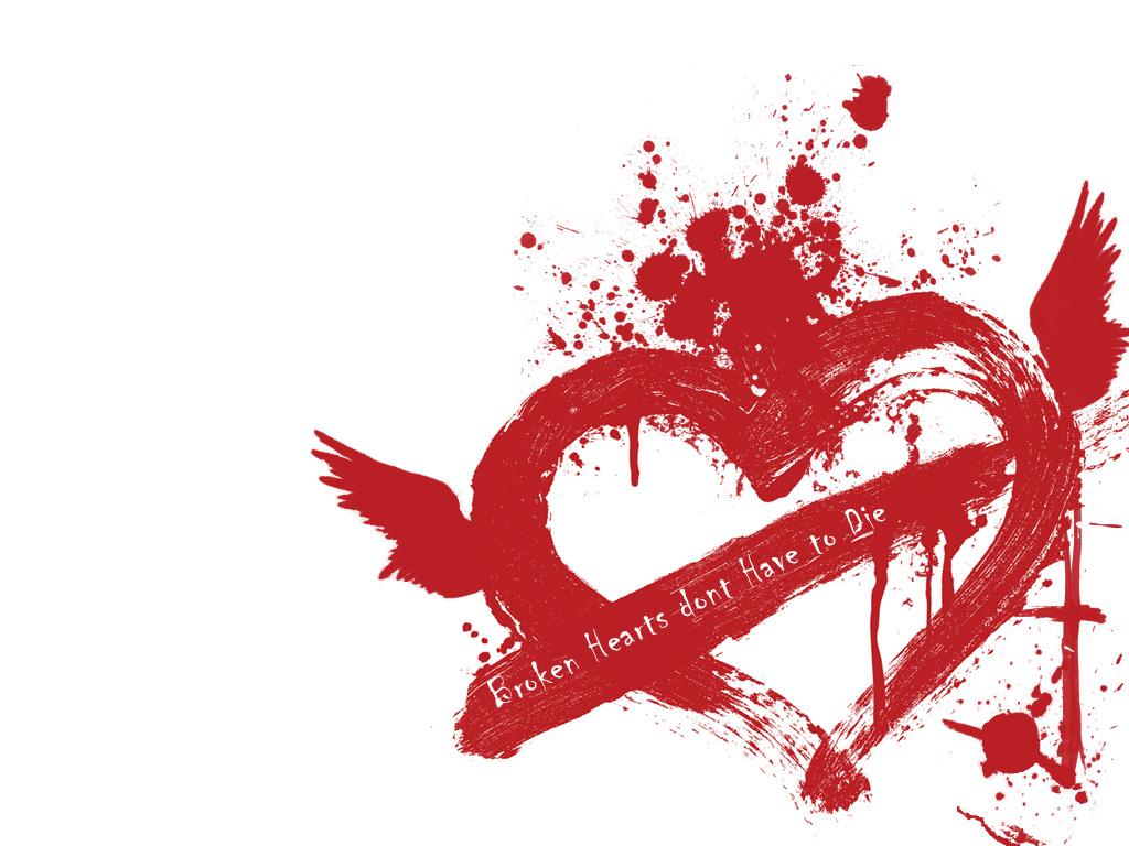 47 broken heart wallpapers hd on wallpapersafari - Heart to heart wallpaper ...