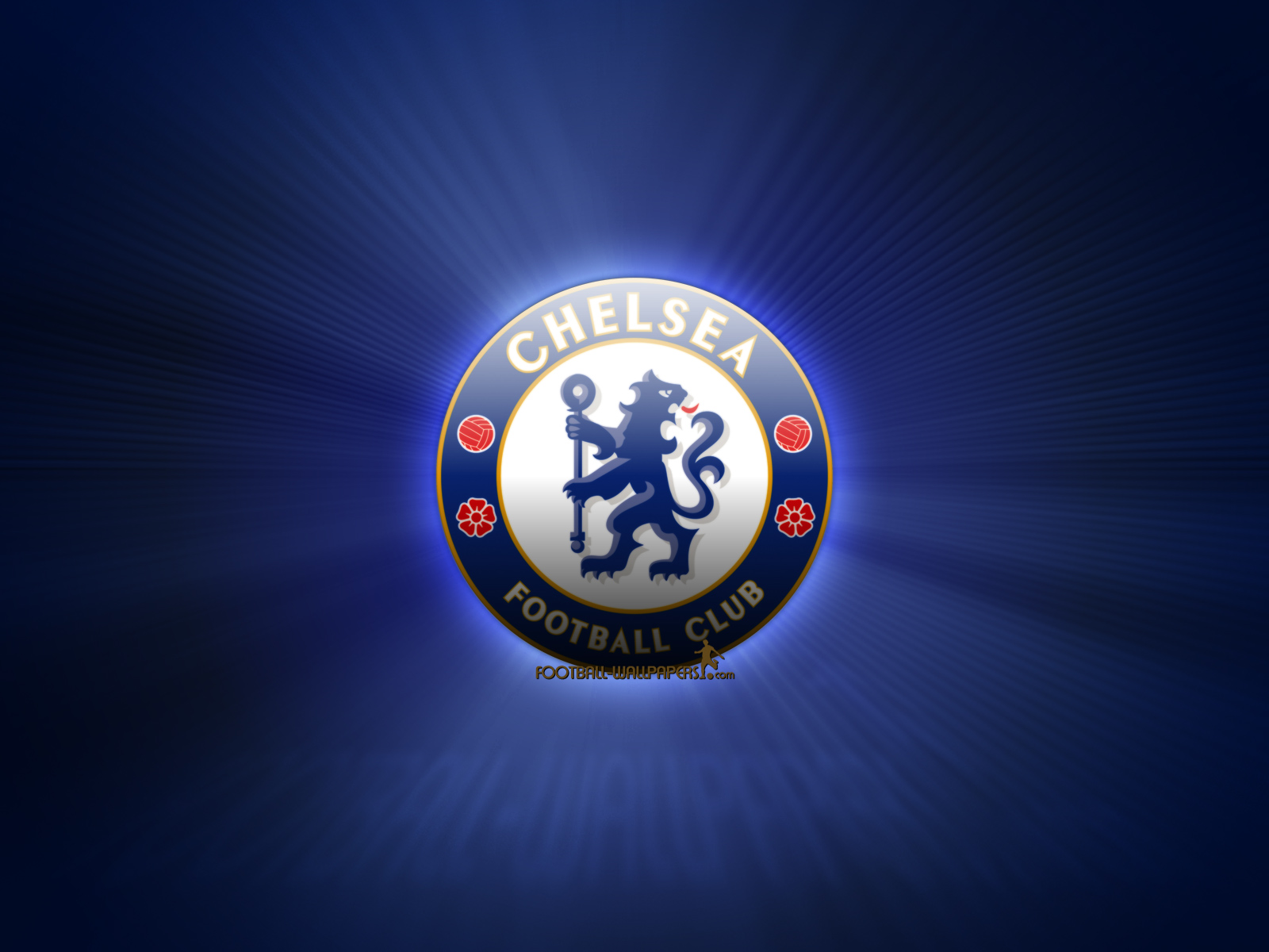Chelsea mascot is a lion taken from their club logos and named 1600x1200