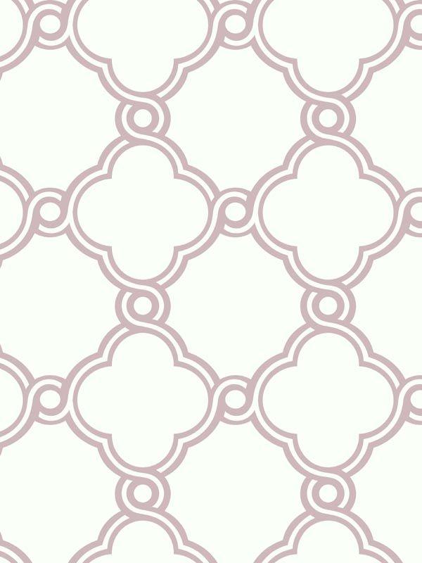 Trellis pattern wallpaper Pattern Pinterest 600x800