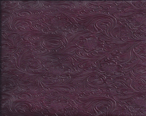 Purple Tooled Faux Leather purple tooled faux leather embossed vinyl 500x400