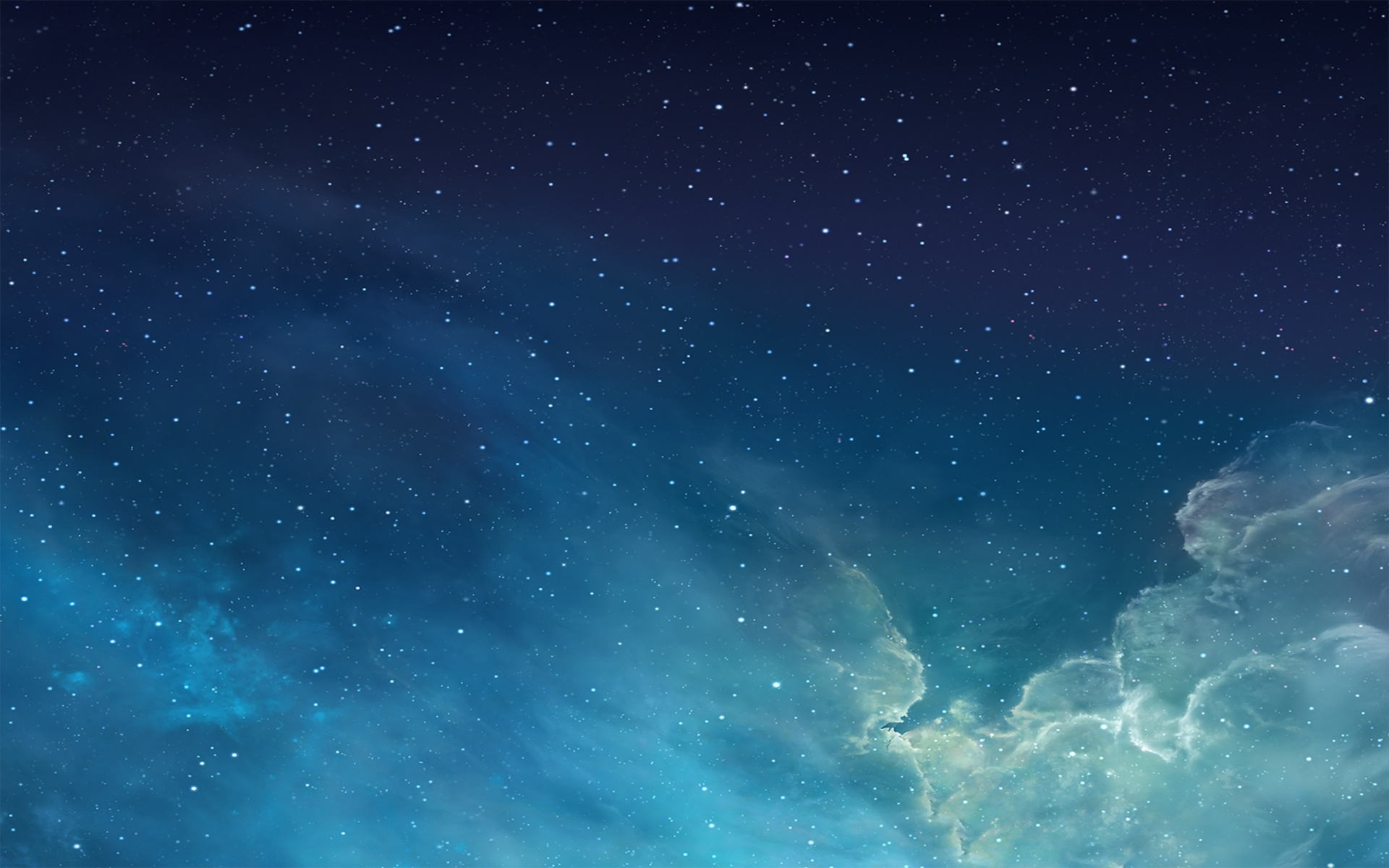 iOS 7 Galaxy Wallpapers HD Wallpapers 1920x1200