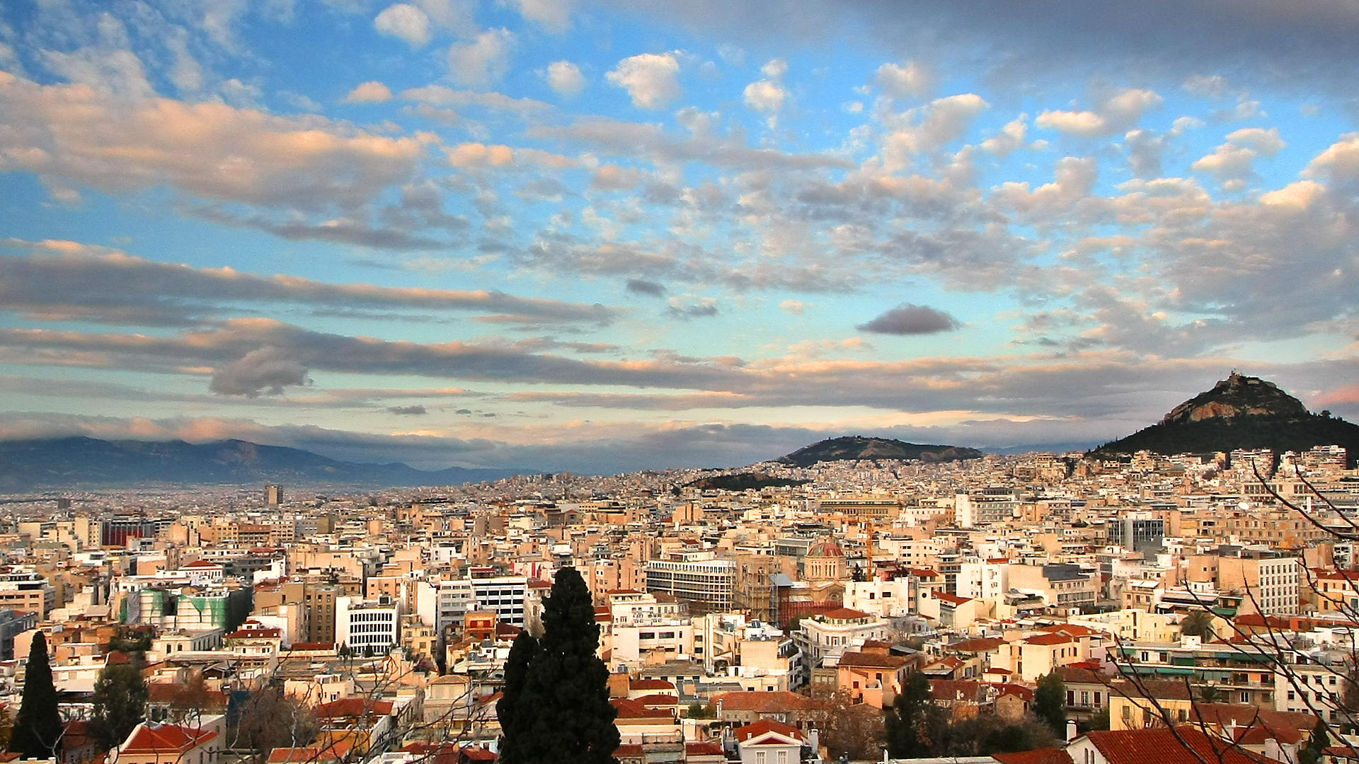 Athens Wallpapers PC 67HB241   4USkY 1920x1080