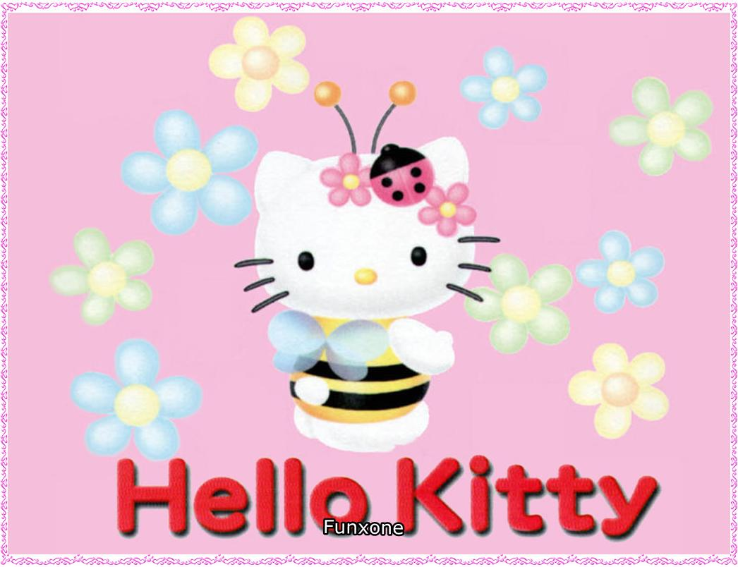 Hello kitty cute image background wallpapersafari - Hello kitty image ...
