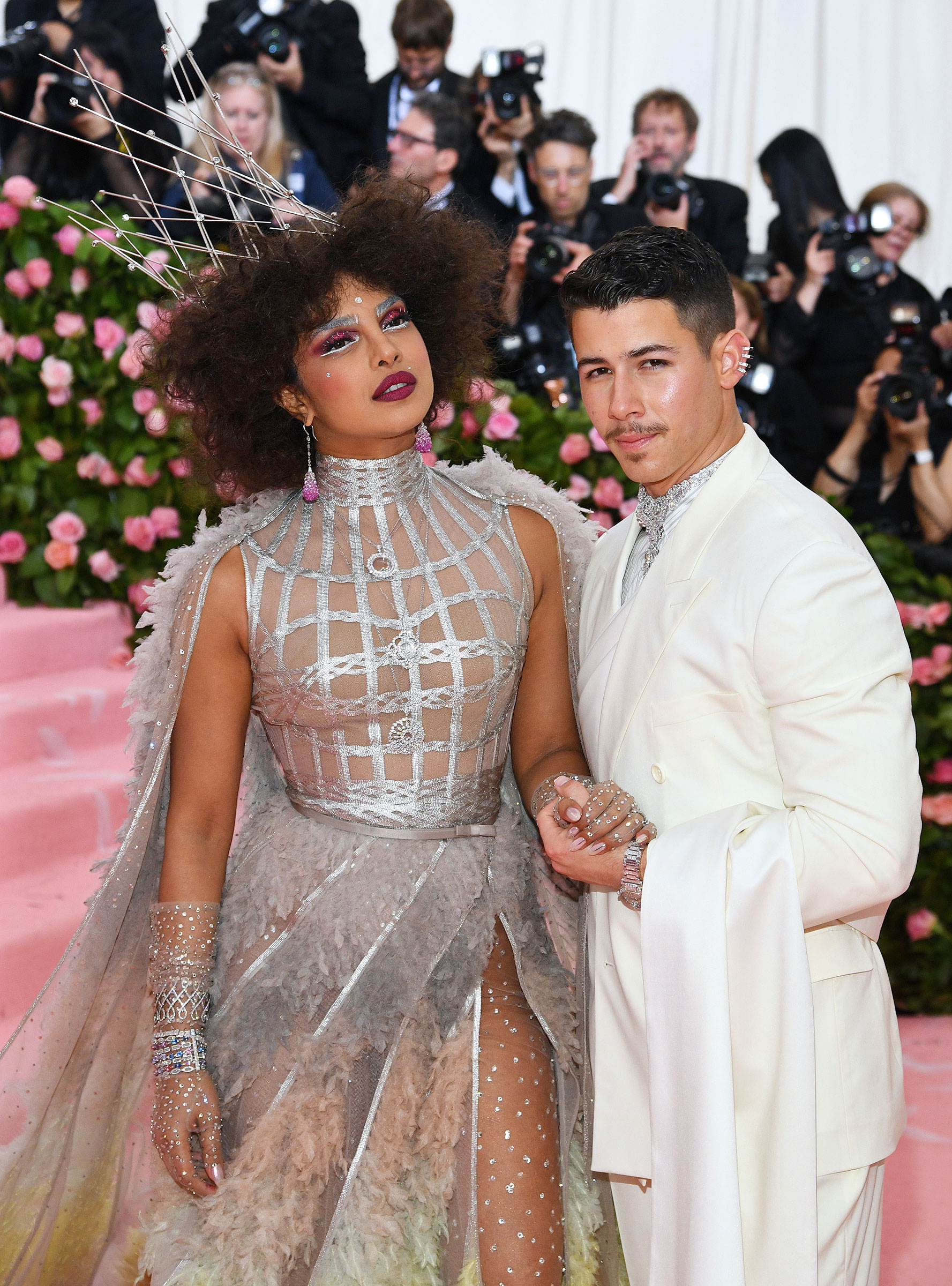 Priyanka Chopra Does Fairytale Style at the 2019 Met Gala Time 1777x2400