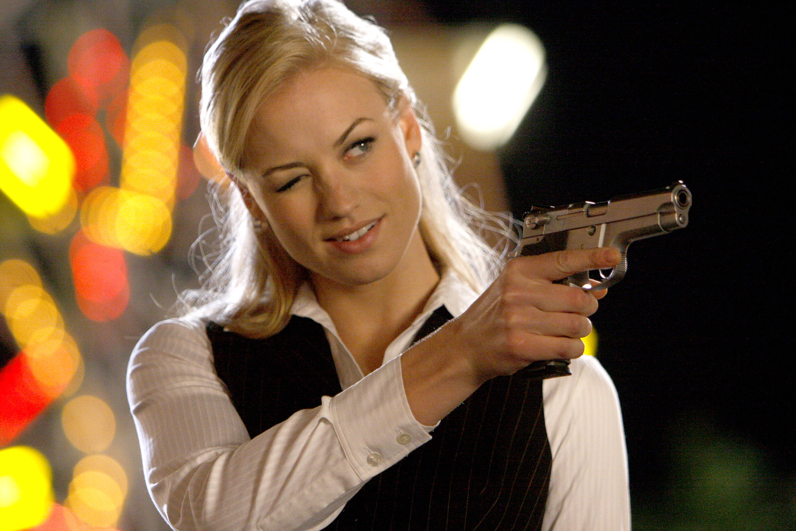 Pitstop Wallpapers Yvonne Strahovski wallpapers HD 2012 1600x1067
