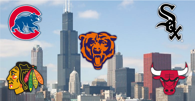 Chicago Sports Wallpaper Iphone 6s: Chicago Sports Teams Wallpaper