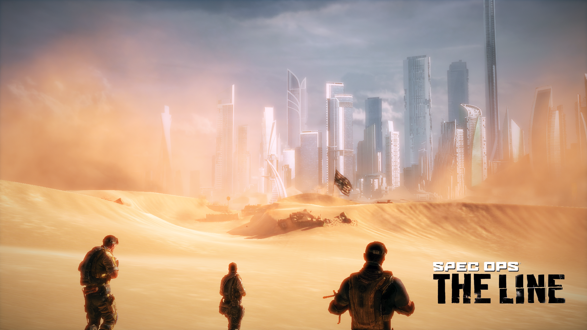 Spec Ops The Line HD Wallpaper Background Image 1920x1080 ID 1920x1080