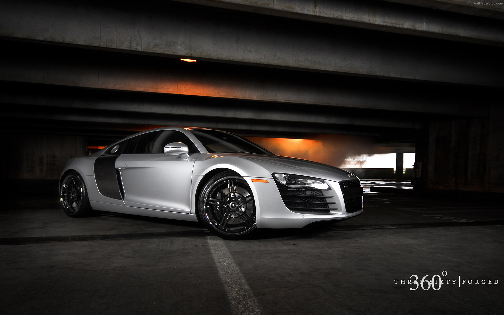 TOP HD WALLPAPERS AUDI R8 HD WALLPAPERS 1920x1200