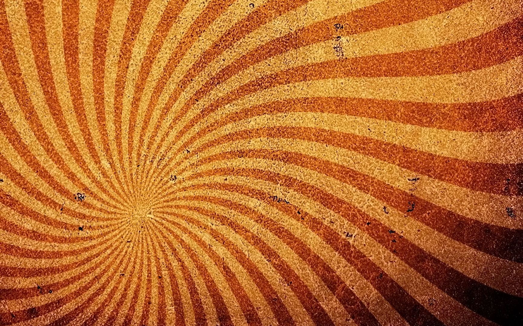 Download Vintage gold and brown stripes wallpaper 1728x1080