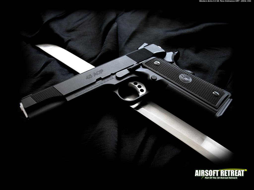 Weapons Gun Gun Wallpaper Weapon 1024x768