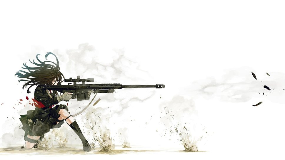 anime sniper wallpaper   ForWallpapercom 969x545