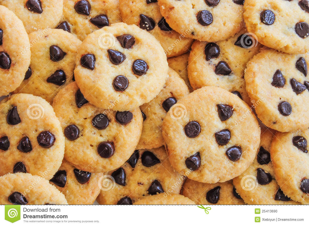 chocolate chip cookie wallpaper - photo #30