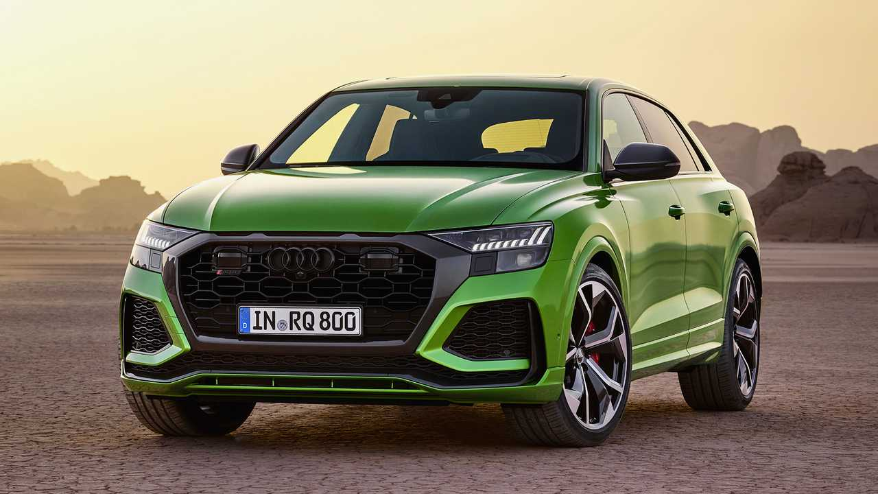 Audi RS Q8 Debuts With The Same Top Speed As The Lamborghini Urus 1280x720