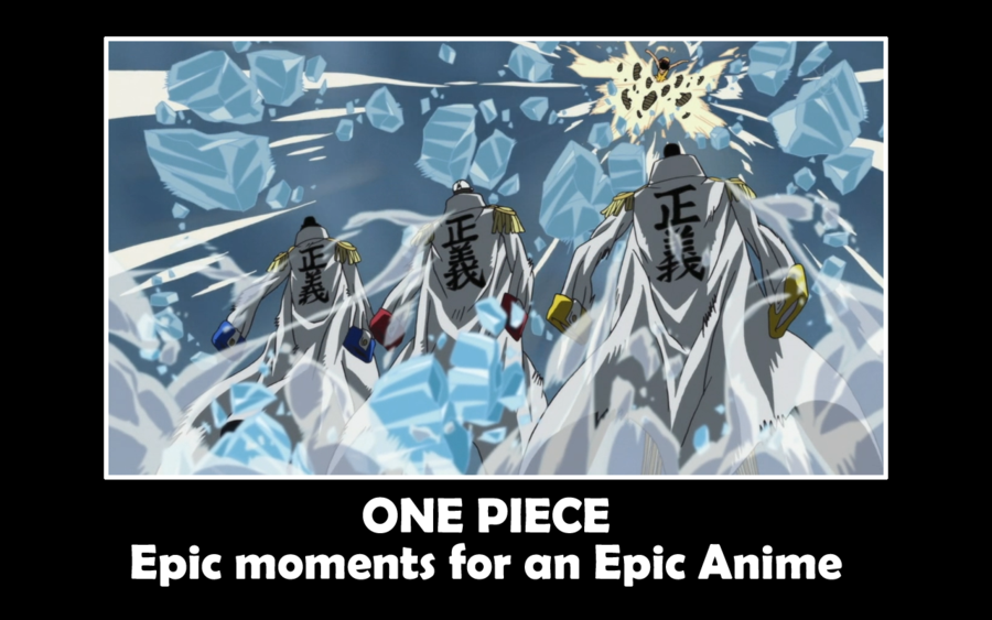 Video Description Top 5 Epic One Piece Moments 5 Luffy vs Enel 900x563