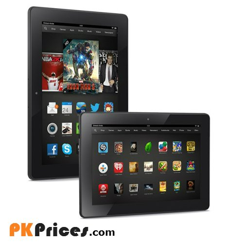 kinde Amazon Kindle Fire HDX 7 Tablet Price in 500x500