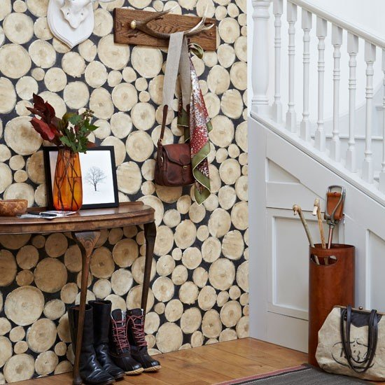 Create a rustic hall Country hallway ideas   10 of the best 550x550