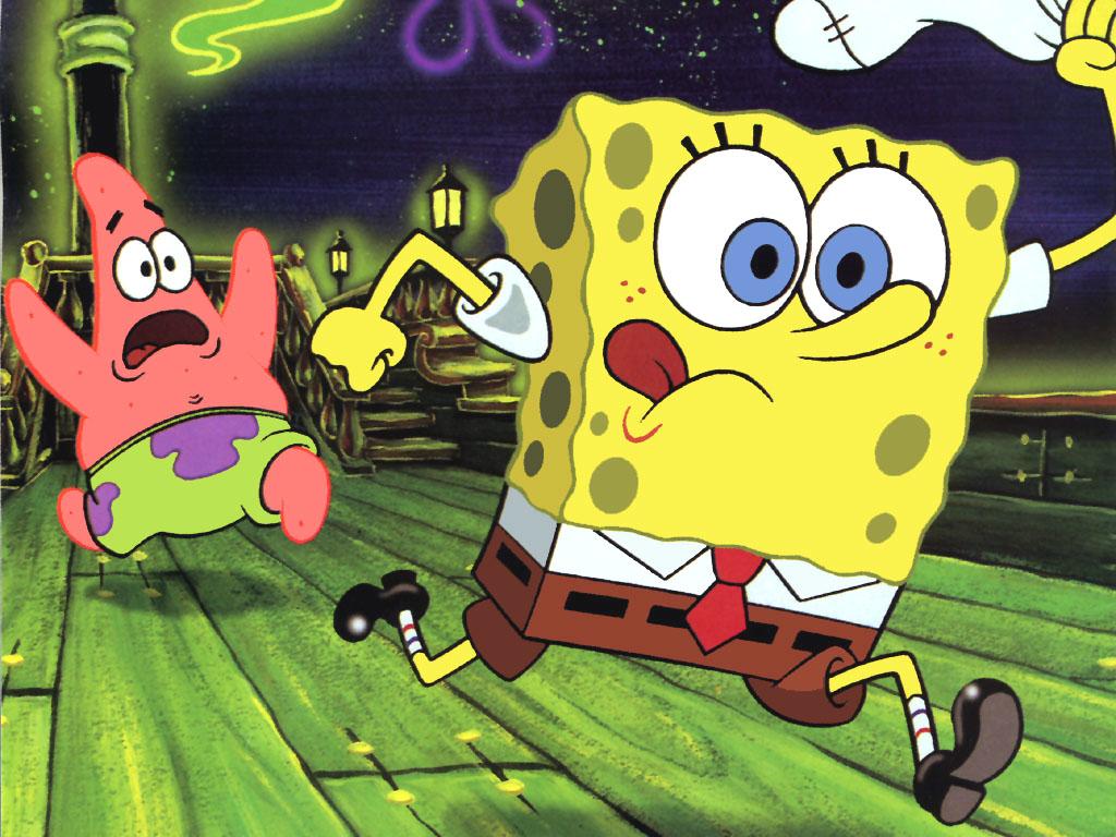 SpongeBob and Patrick Wallpaper - WallpaperSafari