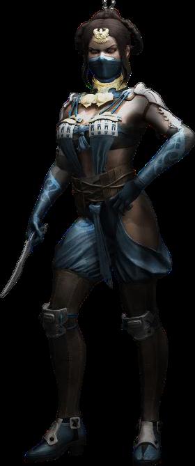 MKWarehouse Mortal Kombat X Kitana 280x669