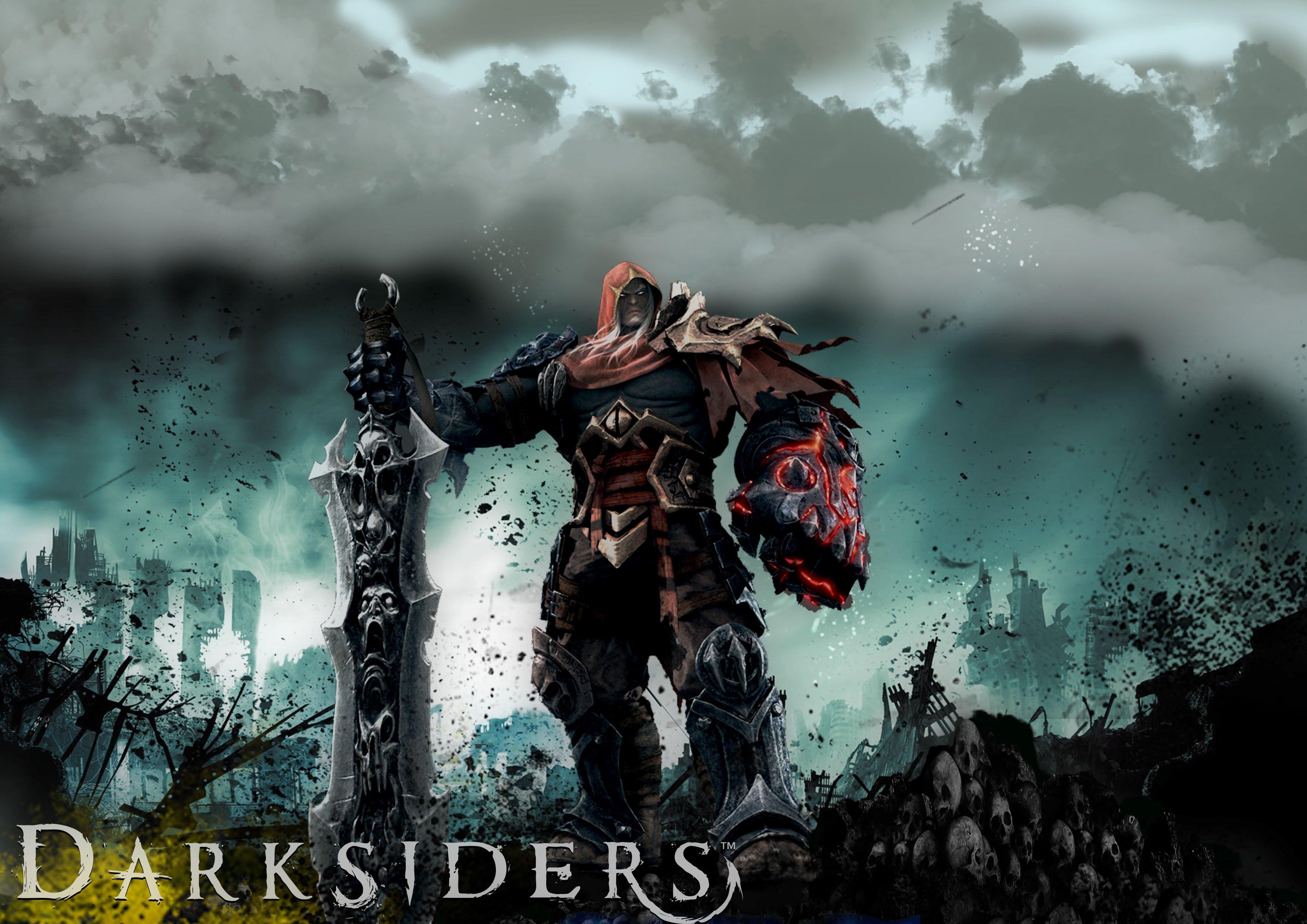 Vido Test Darksiders Wrath of War   helyalart   Le plaisir de 3508x2480