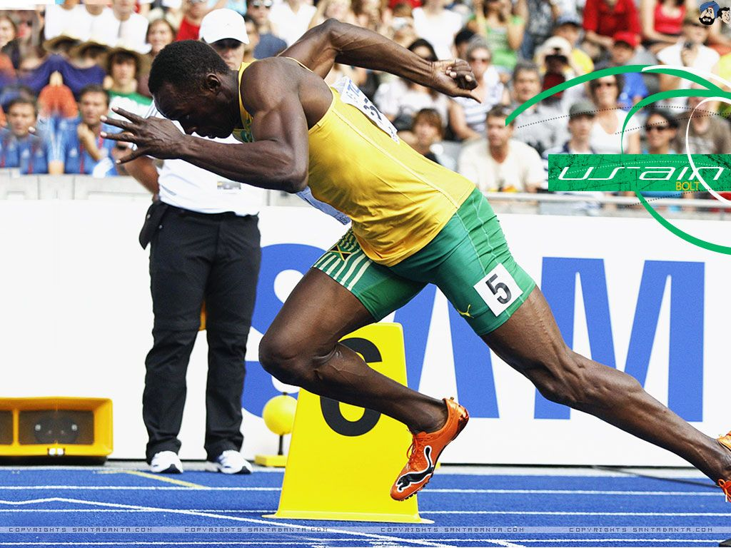 Boston Celtics Benefit from 'Brand Bolt': Jamaican Usain Bolt ...