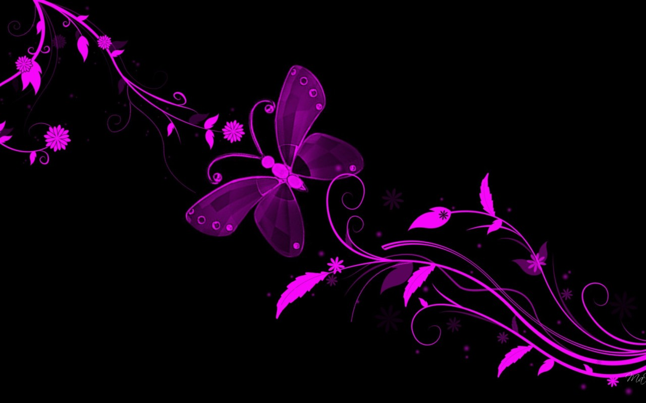 Black purple wallpaper hd abstract 24625 wallpaper hdwallsize com 1280x800