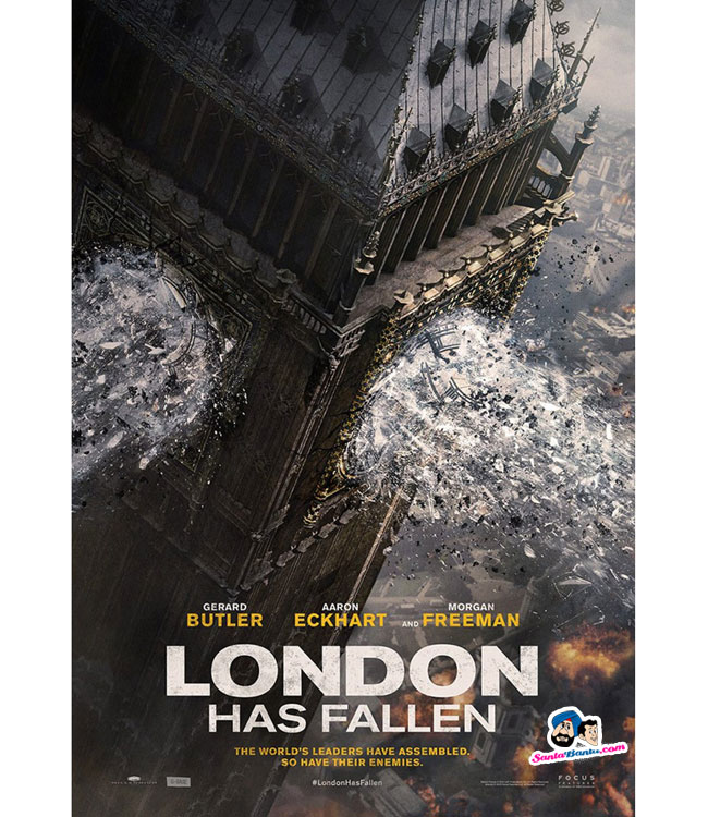 London Has Fallen Image Gallery Picture 58839 650x750