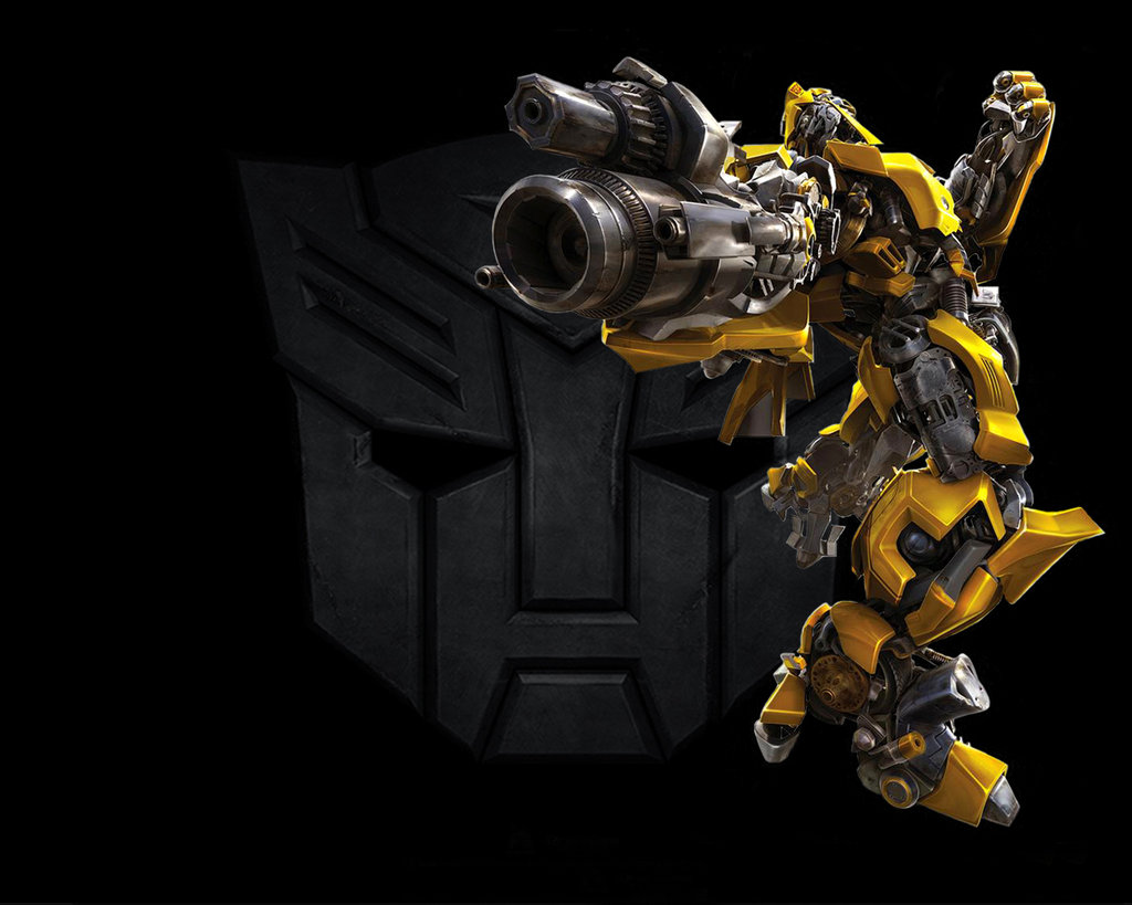 bumblebee wallpaper by scubabliss fan art wallpaper movies tv 2007 1024x819